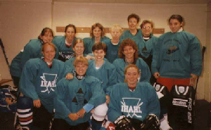 Original Trailblazers Women's Hockey